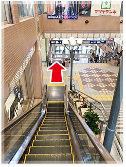 阪急伊丹駅からのアクセス写真1