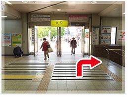 JR伊丹駅からのアクセス写真1